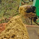 El compost certificado del CEAMSE