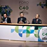Ceamse participó del Foro Latinoamericano del Alcaldes del C40