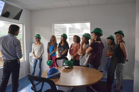 Supervisores del Programa Escuelas Verdes