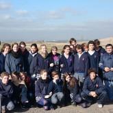 El Colegio Pilgrims visitó el Complejo Ambiental Norte III