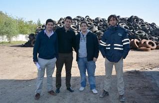 La UTN visitó el Complejo Ambiental Norte III
